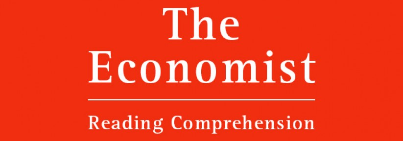 Economist Reading Comprehension Challenge #5