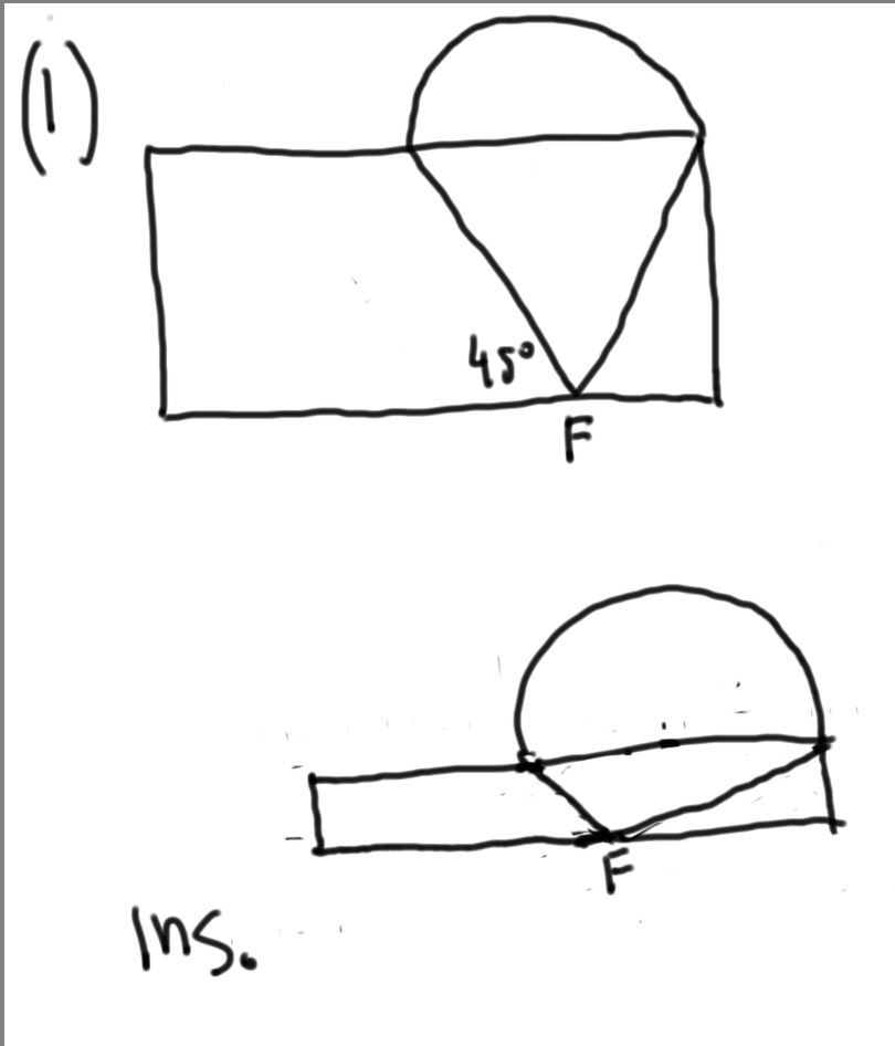 GMAT Question of the Day Data Sufficiency Geometry Diagram