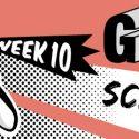 GMAT Study Schedule - Week 10