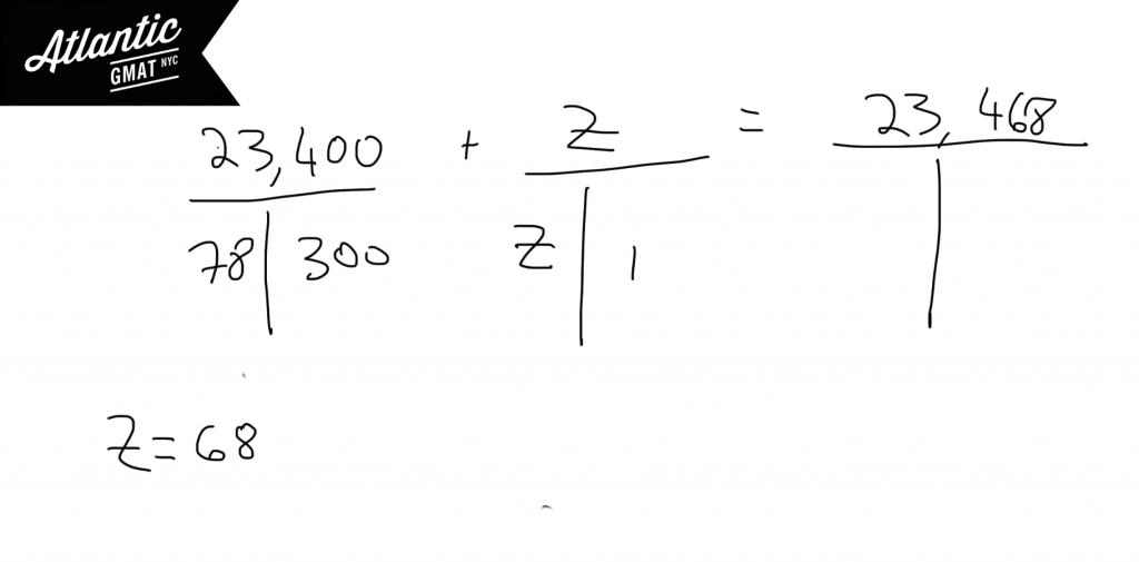 GMAT Question of the Day Problem Solving Average Word Problem Solution