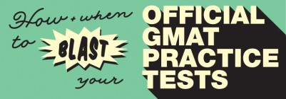 GMAT Practice Test Suggestions