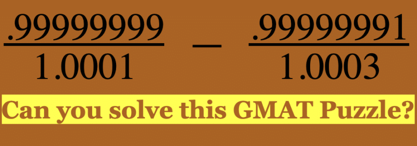 (0.99999999/1.0001)−(0.99999991)/1.0003 =